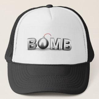 Bomb Trucker Hat