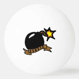 Bomber Ping Pong Ping Pong Ball