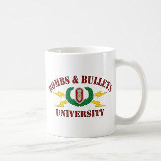 Bombs & Bullets University Mug