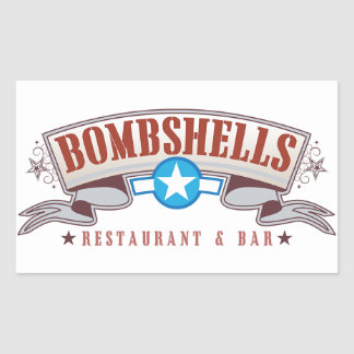Bombshells Stickers