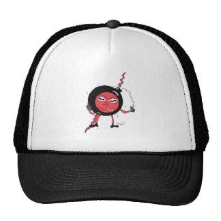 """""""Bomby McBomberson"""" Hats"""