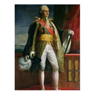 Bon Adrien Jeannot de Moncey  Duc de Conegliano Postcard
