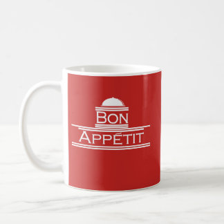 Bon Appetit-Enjoy Your Meal Coffee Mug