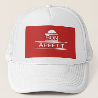 Bon Appetit-Enjoy Your Meal Trucker Hat