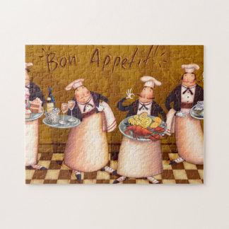 Bon Appétit Jigsaw Puzzle