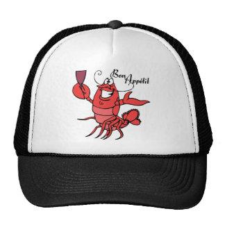 Bon Appetit Lobster Cap