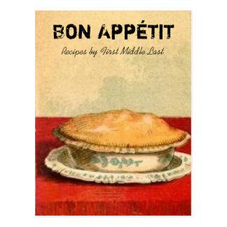 dessert recipe cards invitations zazzle au