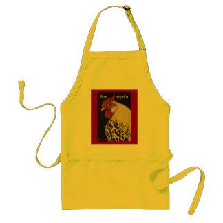 Bon appetit Rooster Standard Apron