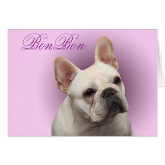Bon Bon BISS GCH Note Card
