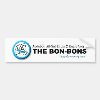 'Bon Bons' Bumper Sticker