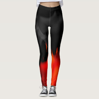 Bon Fire Fall Season Leggings