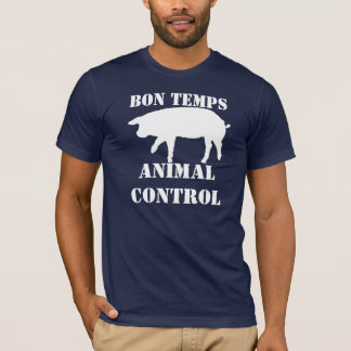 Bon Temps Animal Control T-Shirt