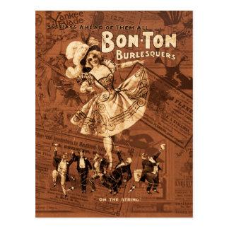 Bon-ton Postcard