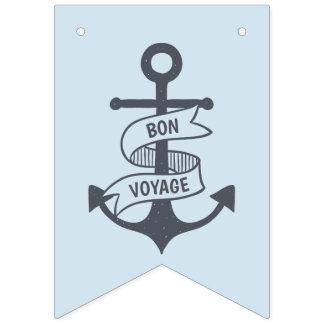 Bon Voyage! Bunting