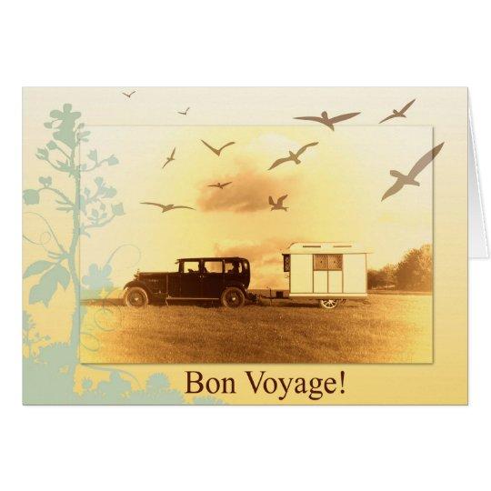 Bon Voyage Card