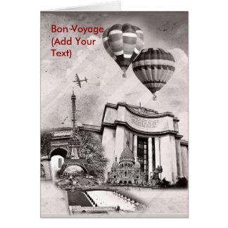 Bon Voyage V1 Cards