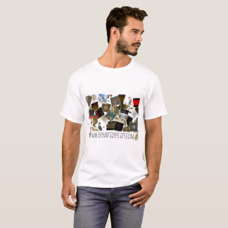 Bonafide4Life.com 'The Albums' T-Shirt