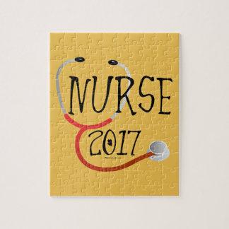 Bonafidenurse - Nurse Stethoscope 2017 Jigsaw Puzzle