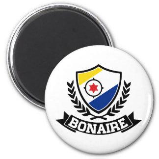 Bonaire 6 Cm Round Magnet
