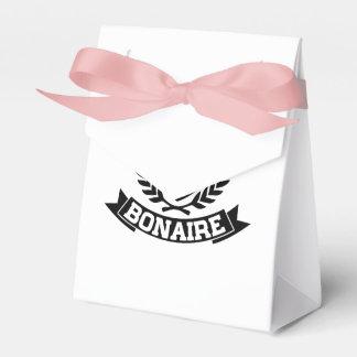 Bonaire Favour Box
