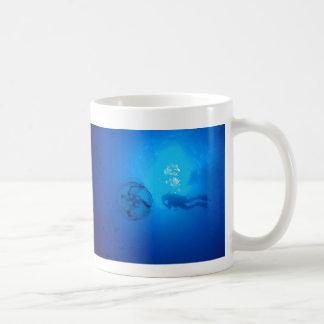 Bonaire Scuba Mug Jellyfish