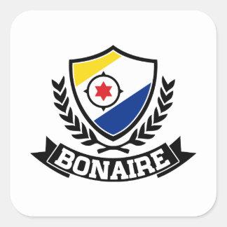 Bonaire Square Sticker