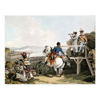 Bonaparte Just before his Flight Postcard