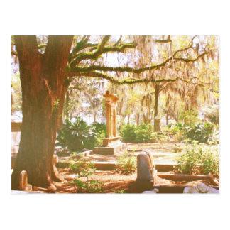 Bonaventure Cemetery Postcards