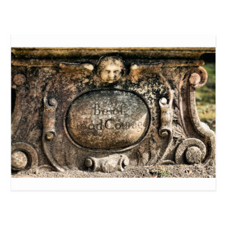 Bonaventure Cemetery Savannah, GA Postcard