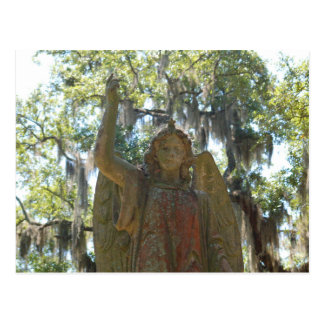 Bonaventure Cemetery, Savannah GA Postcard