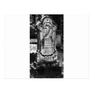 Bonaventure Cemetery Savannah GA Post Card