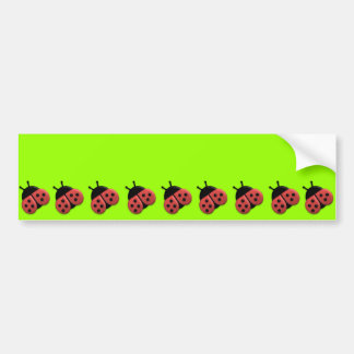 BonBon Fantasy LadyBag's Stickers Bumper Sticker