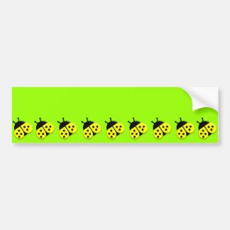 BonBon Fantasy LadyBag's Stickers Bumper Stickers