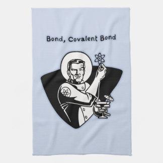 Bond, Covalent Towel