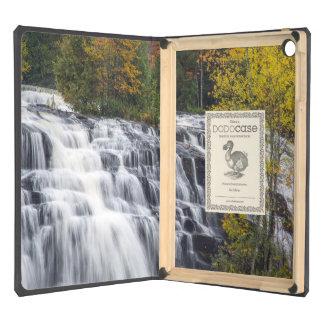 Bond Falls In Autumn Near Paulding, Michigan iPad Air Case