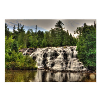 Bond Falls, Michigan Photo