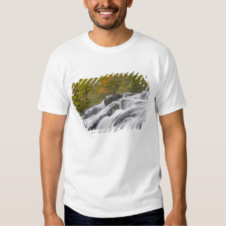 Bond Falls on the Middle Fork of the Ontonagon T-shirts