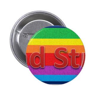 Bond Street Style 1 Pinback Button