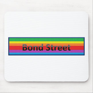 Bond Street Style 2 Mouse Pads