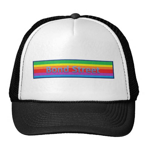 Bond Street Style 3 Hats