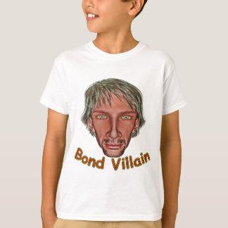 Bond Villain T-Shirt