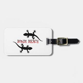 Bondi Beach Australia Luggage Tag