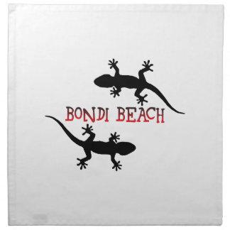 Bondi Beach Australia Napkin