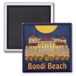 Bondi Beach Fridge Magnet
