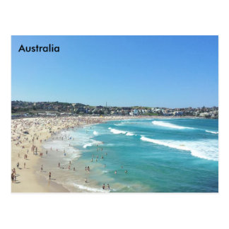 Bondi Beach, New South Wales, Australia Postcard