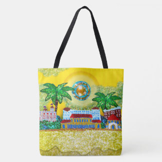 Bondi Beach Paradise by Sequin Dreams Studio Tote Bag