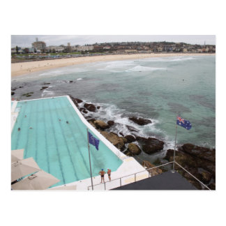Bondi Beach Postcard