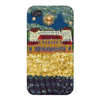 Bondi Beach Sequin Art Print iPhone 4/4S Cover