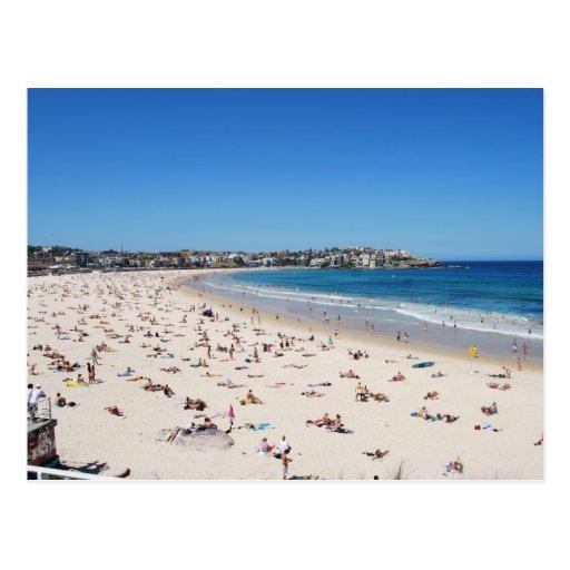 Bondi Beach, Sydney, Australia, Post Card