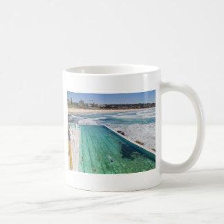 Bondi Icebergs Basic White Mug